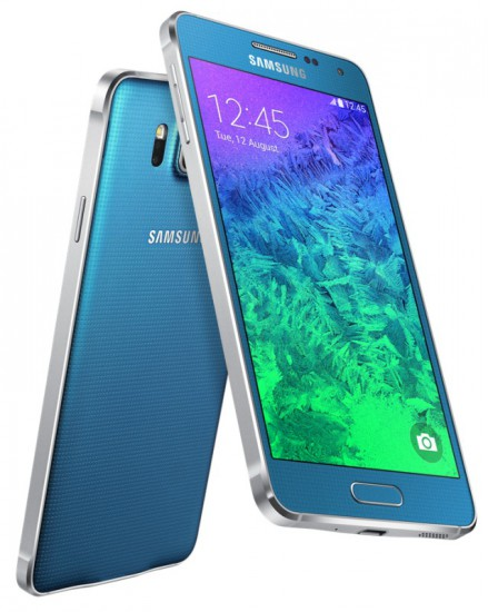 Samsung Galaxy Alpha press shot from samsungmobile.com, all rights reserved